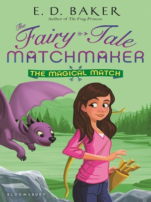 cover image of The Magical Match