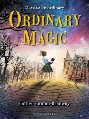 cover image of Ordinary Magic