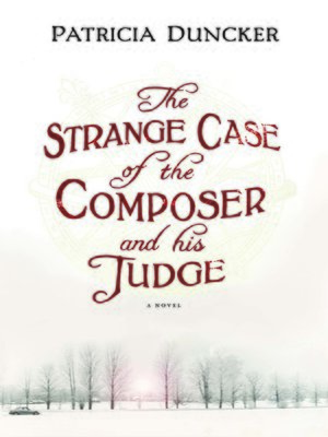 cover image of The Strange Case of the Composer and His Judge