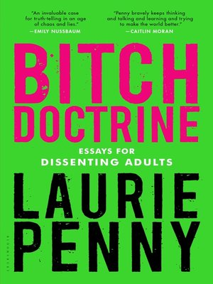 cover image of Bitch Doctrine