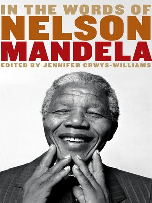 cover image of In the Words of Nelson Mandela