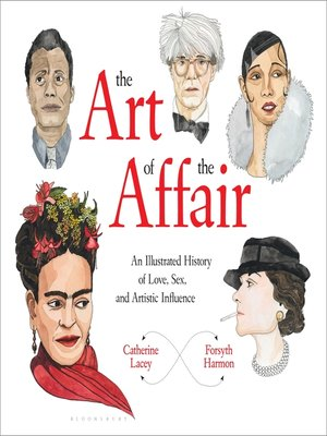 cover image of The Art of the Affair