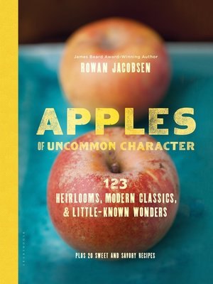 cover image of Apples of Uncommon Character