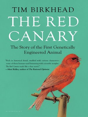 cover image of The Red Canary