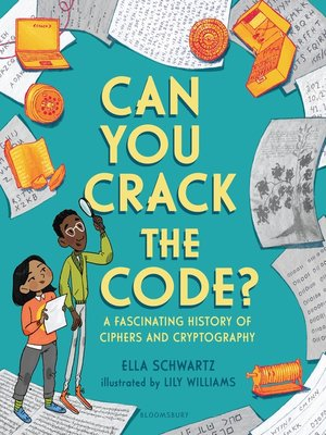 cover image of Can You Crack the Code?