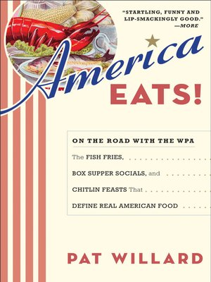cover image of America Eats!