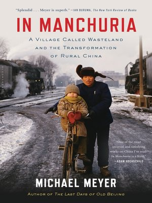 cover image of In Manchuria