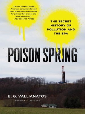 cover image of Poison Spring