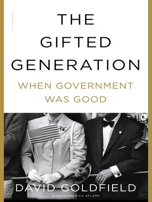 cover image of The Gifted Generation