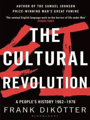 cover image of The Cultural Revolution