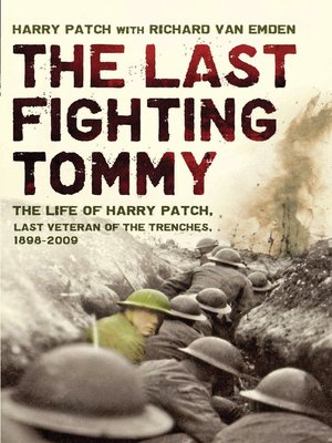 cover image of The Last Fighting Tommy