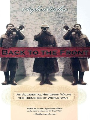 cover image of Back to the Front