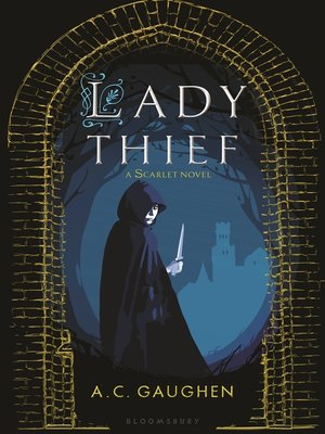 cover image of Lady Thief