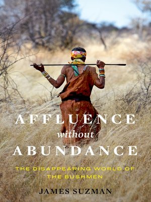cover image of Affluence Without Abundance