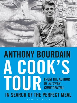 cover image of A Cook's Tour