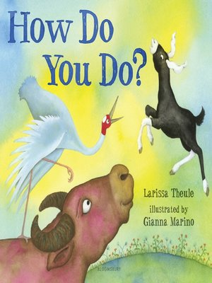 cover image of How Do You Do?