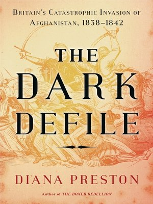 cover image of The Dark Defile