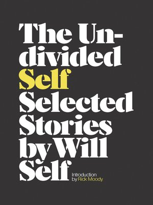 cover image of The Undivided Self