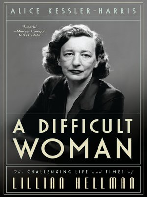 cover image of A Difficult Woman