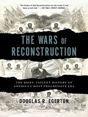 cover image of The Wars of Reconstruction