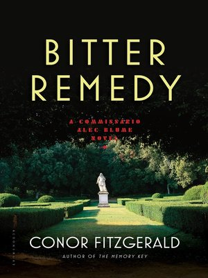 cover image of Bitter Remedy