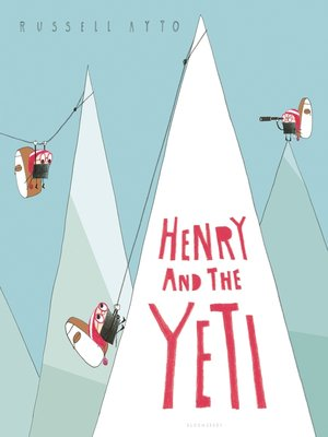 cover image of Henry and the Yeti