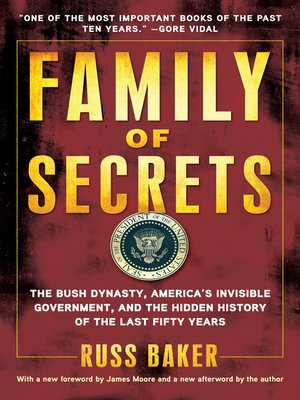 cover image of Family of Secrets