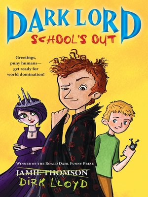 cover image of School's Out
