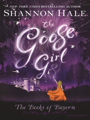 cover image of The Goose Girl