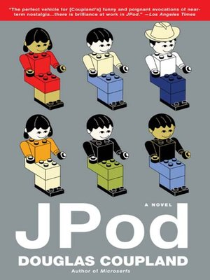 cover image of JPod