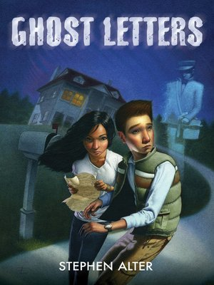 cover image of Ghost Letters