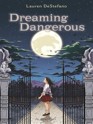 cover image of Dreaming Dangerous