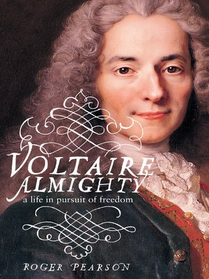cover image of Voltaire Almighty
