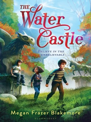 cover image of The Water Castle
