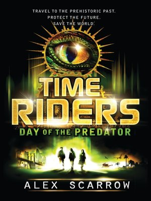 cover image of TimeRiders
