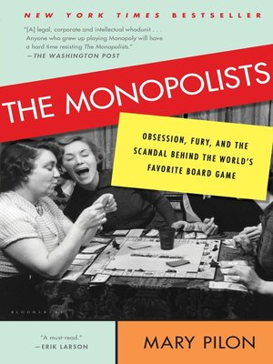 cover image of The Monopolists