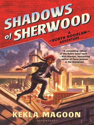 cover image of Shadows of Sherwood