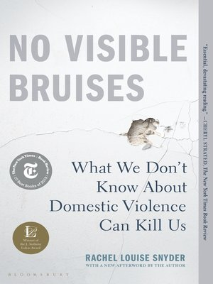 cover image of No Visible Bruises