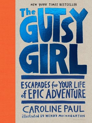 cover image of The Gutsy Girl