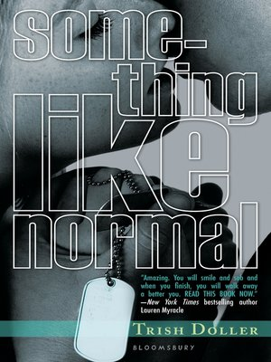 cover image of Something Like Normal