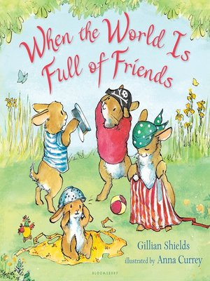 cover image of When the World Is Full of Friends