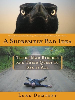 cover image of A Supremely Bad Idea