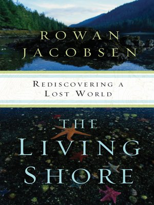 cover image of The Living Shore