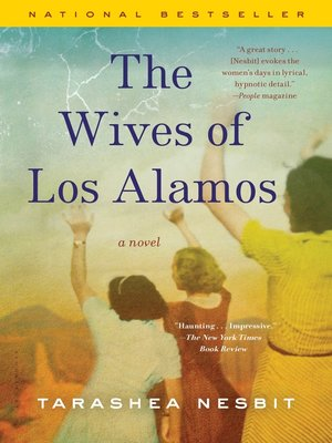cover image of The Wives of Los Alamos