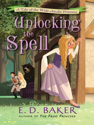 cover image of Unlocking the Spell