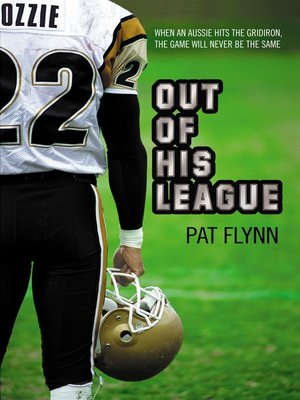 cover image of Out of His League