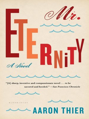 cover image of Mr. Eternity