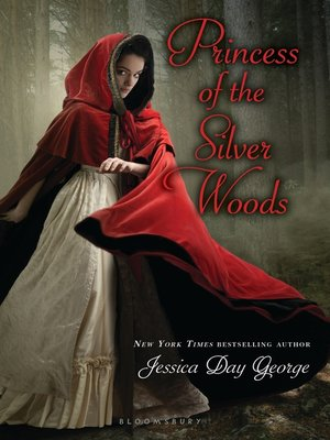 cover image of Princess of the Silver Woods