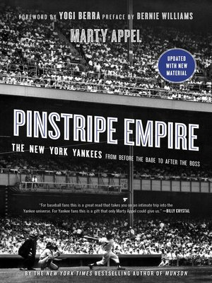 cover image of Pinstripe Empire