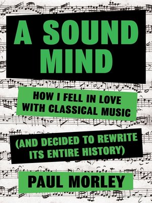 cover image of A Sound Mind